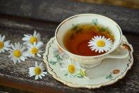 Herbata z rumiankiem